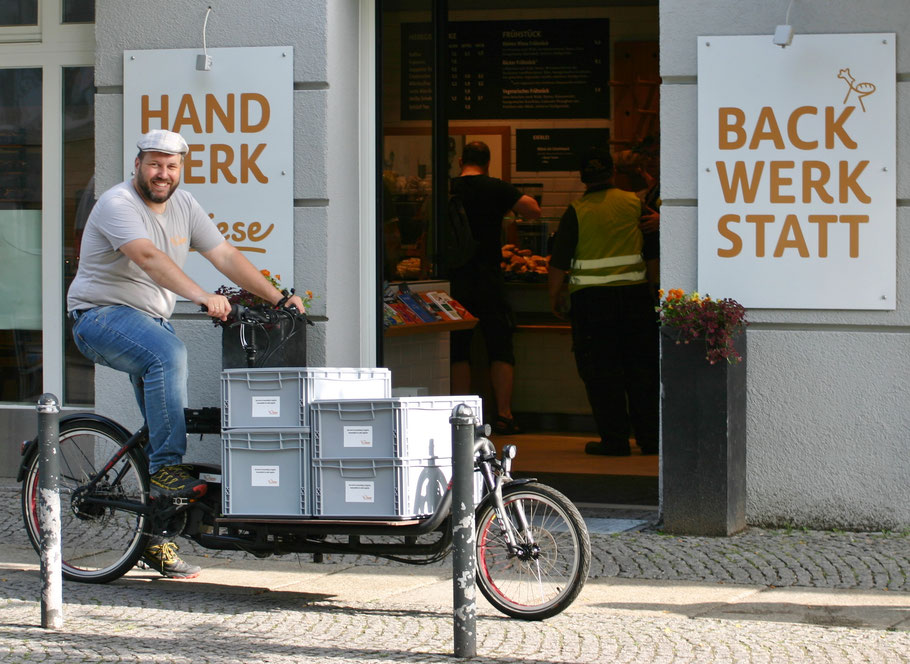© Privatbäckerei Wiese